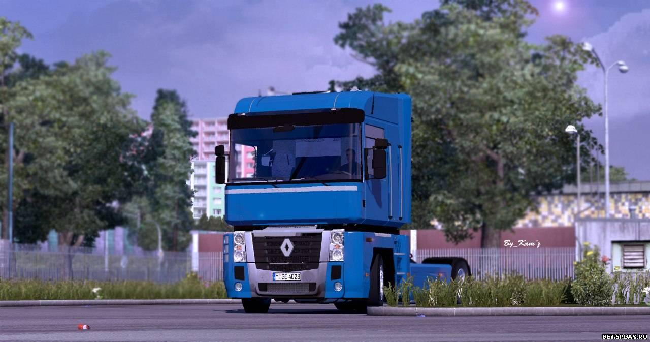 Моды на легковые авто для euro truck simulator 2