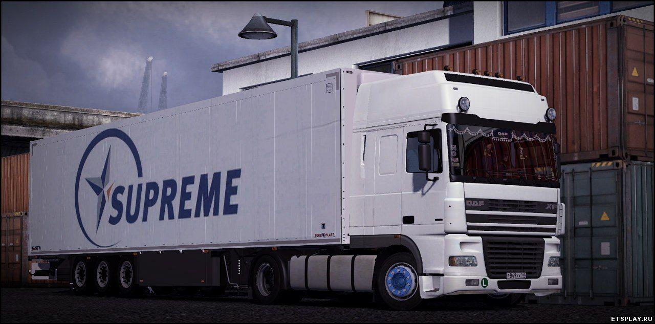 скачать моды для euro truck simulator 2 авто