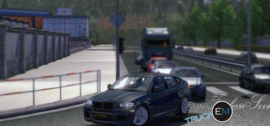 Скачать автомобили для евро трек симулятор 2